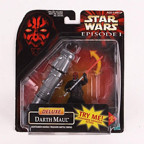 Deluxe Darth Maul - Classic 1998 Star Wars The Phantom Menace - Action Figure