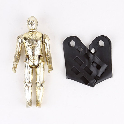 C-3PO - Vintage 1982 Star Wars Action Figure - Kenner