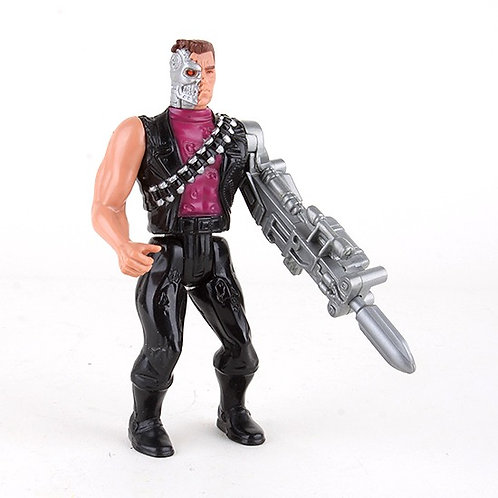Terminator - Vintage 1991 Terminator 2 Action Figure - Kenner