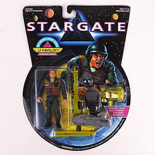Lt. Kawalsky Classic 1994 Stargate - Hasbro Action Figure