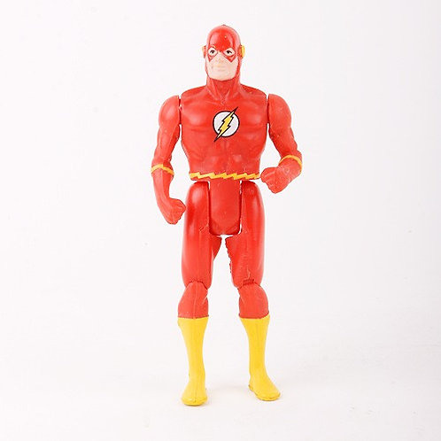 Flash - Vintage 1984 Super Powers DC Comics - Action Figure - Kenner