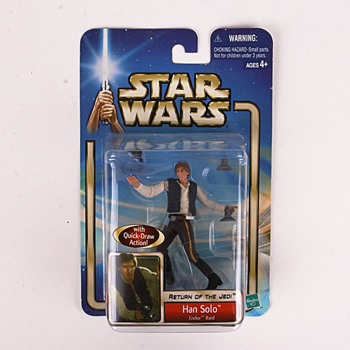 Han Solo - Modern 2002 Star Wars Return of the Jedi - Action Figure