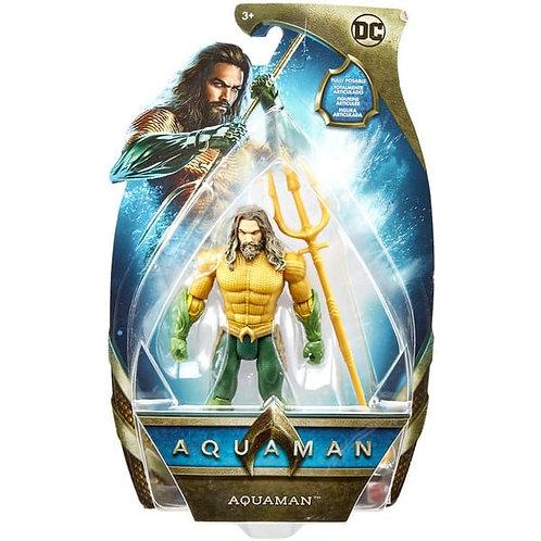 Aquaman - Modern 2018 Aquaman The Movie - DC Action Figure - Mattel