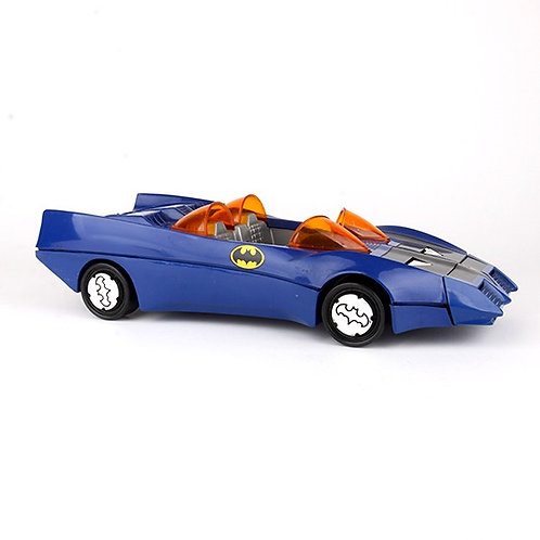 Batmobile - Vintage 1984 Super Powers DC Comics - Vehicle - Kenner