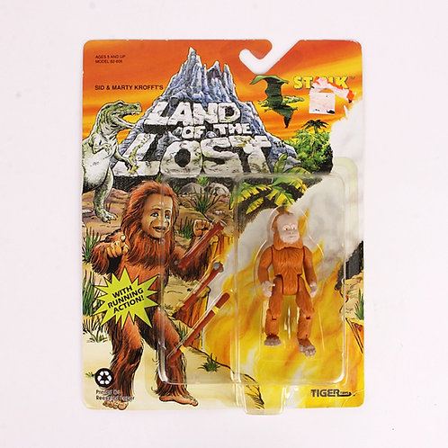 Stink - Classic 1992 Land of the Lost - Action Figure - Tiger