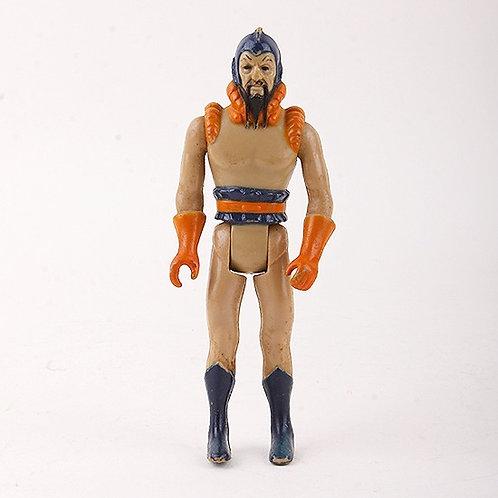 Ming - Vintage 1979 Flash Gordon - Action Figure - Mattel