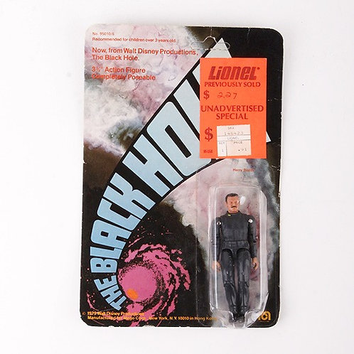 Harry Booth - Vintage 1979 The Black Hole - Mego Action Figure (1)