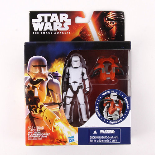 Flametrooper - Modern 2015 Star Wars The Force Awakens - Hasbro