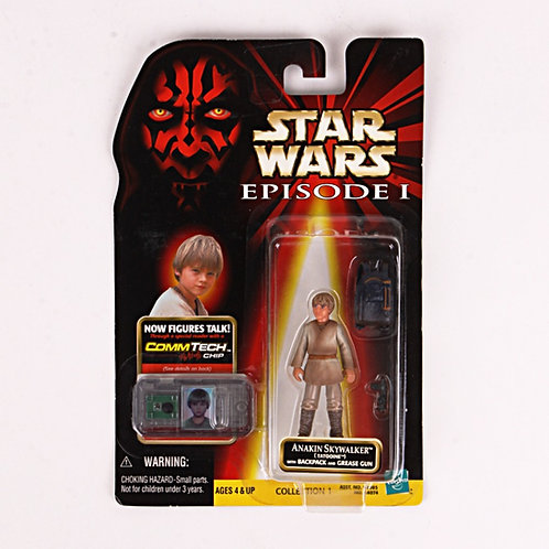 Anakin Skywalker - Classic 1998 Star Wars The Phantom Menace - Action Figure