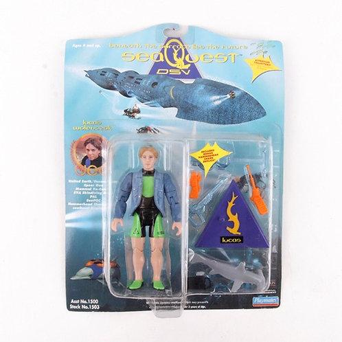 Lucas Wolenczak - Classic 1993 Sea Quest DSV - Playmates