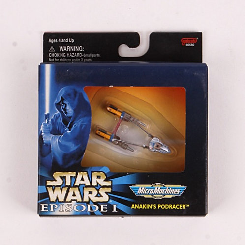 Anakin's Podracer - Classic 1999 Star Wars Episode 1 - Micro Machines - Galoob