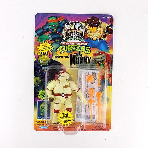 Raph as The Mummy - 1993 Teenage Mutant Ninja Turtles Action Figure - Playmates