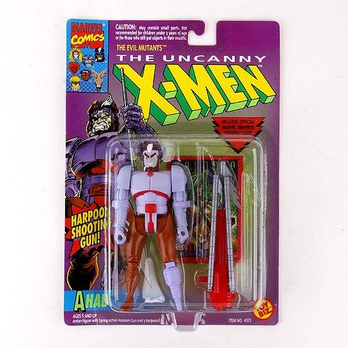 Ahab - Classic 1993 Marvel The Uncanny X-Men Action Figure - Toy Biz
