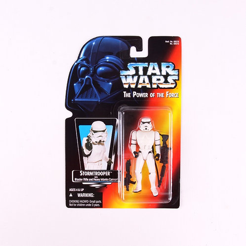 Stormtrooper - Classic 1995 Star Wars Power of the Force - Action Figure