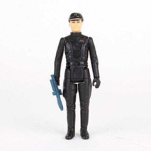 Imperial Commander - Vintage 1980 Star Wars Action Figure - Kenner