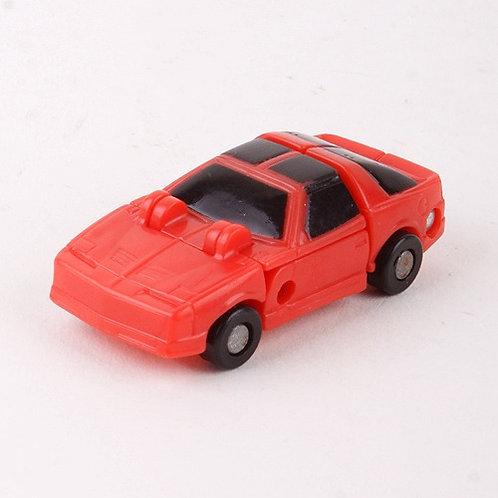 Roadhandler - Vintage 1988 G1 Transformers Micromasters Action Figure - Hasbro