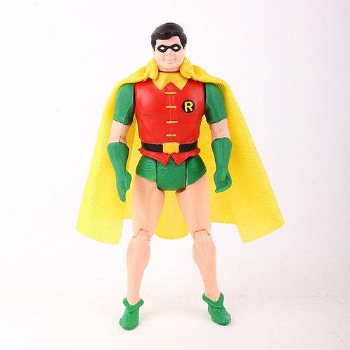 Robin - Vintage 1984 Super Powers DC Comics - Action Figure - Kenner