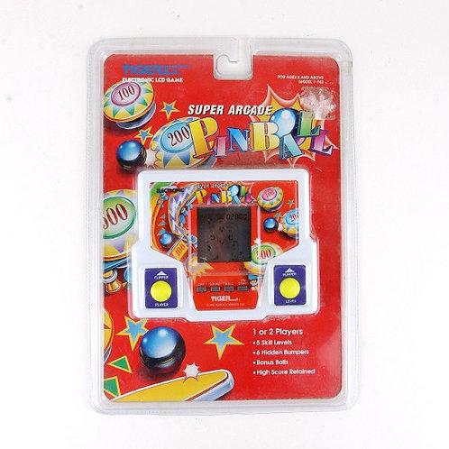 Pinball - Classic 1994 Electronic Handheld Arcade Game - Tiger Electronics