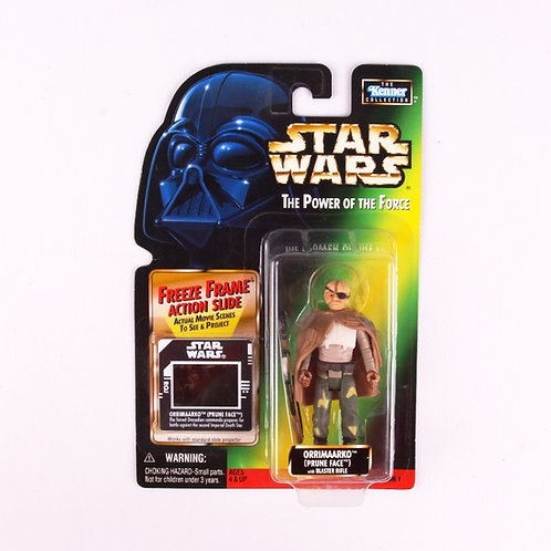 Prune Face - Classic 1997 Star Wars Power of the Force - Action Figure