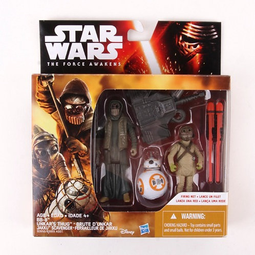 BB-8 Unkar's Thug Brute D'Unkar - 2015 Star Wars The Force Awakens - Hasbro