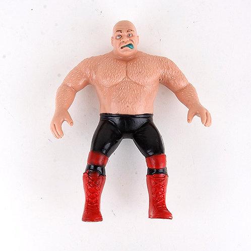 """George """"The Animal"""" Steele - Vintage 1985 WWF Wrestling Superstars - Ljn Toys U"""