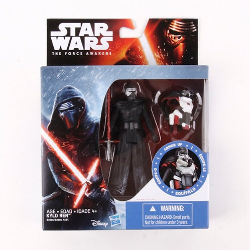 Kylo Ren - Modern 2015 Star Wars The Force Awakens - Hasbro