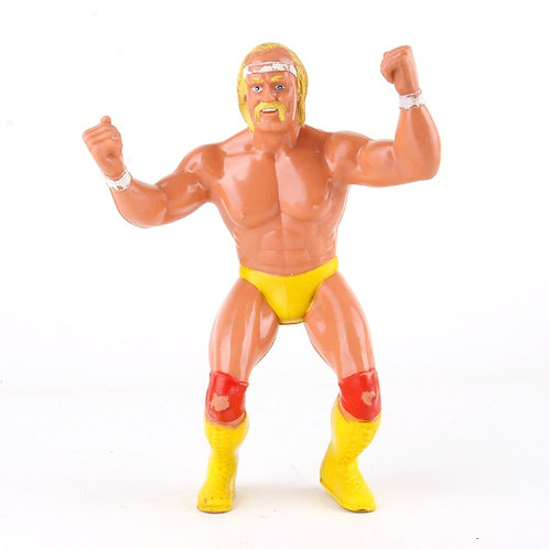 Hulk Hogan - Vintage 1985 WWF Wrestling Superstars Action Figure - Ljn Toys (1)