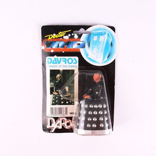 Davros - Vintage 1987 Doctor Who - Dapol Action Figure