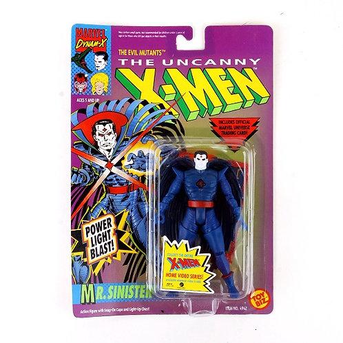 Mr. Sinister - Classic 1992 Marvel The Uncanny X-Men Action Figure - Toy Biz