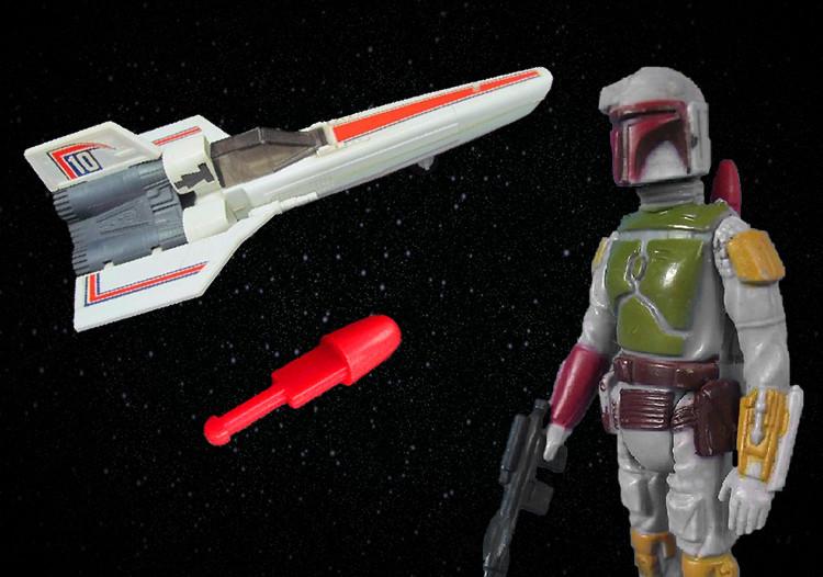 Battlestar Galactica Missle Crisis