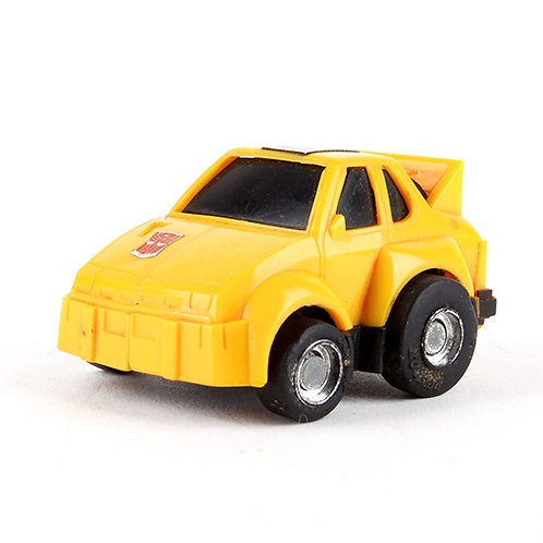 Cliffjumper - Vintage 1984 G1 Transformers Mini Car / Robot - Hasbro