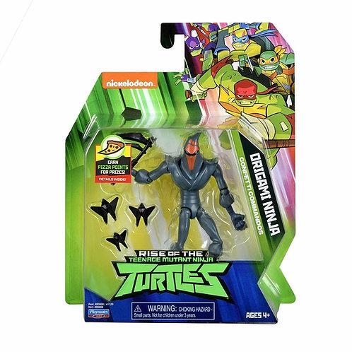 Origami Ninja - Modern 2018 Rise of the Teenage Mutant Ninja Turtles - Playmates