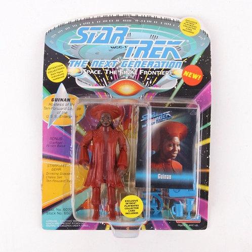 Guinan - Classic 1993 Star Trek The Next Generation - Playmates