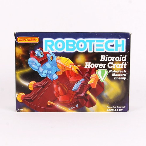 Bioroid Hover Craft - Vintage 1985 - Robotech - Vehicle