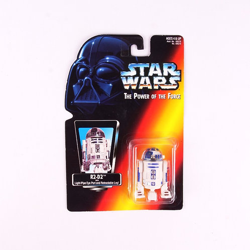 R2-D2 Droid - Classic 1995 Star Wars Power of the Force - Action Figure