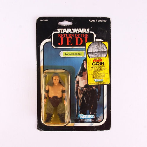 Rancor Keeper - Vintage 1983 Star Wars Return of the Jedi - Action Figure