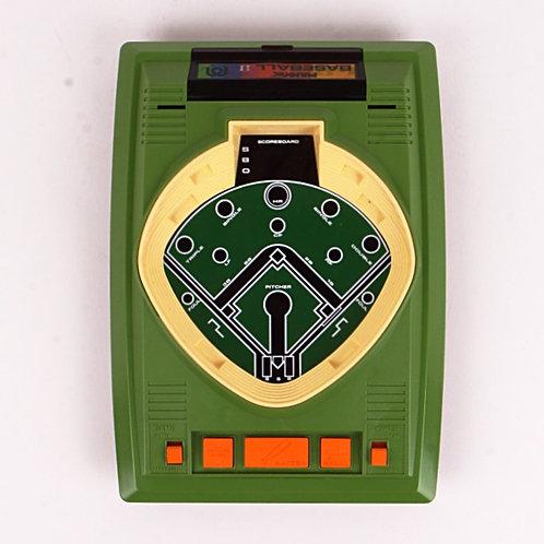 Pulsonic Baseball II - Vintage 1979 Handheld Electronic Sports Game - Mego