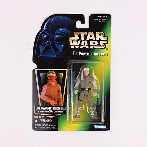 Luke Skywalker - Prototype 1996 Star Wars Power of the Force - Action Figure