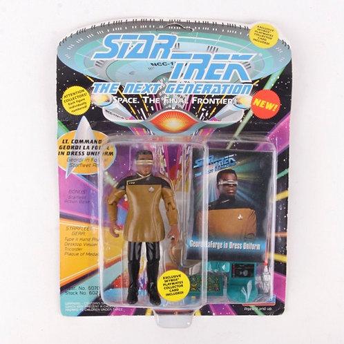Lt. Commander Geordi La Forge - 1993 Star Trek The Next Generation - Playmates