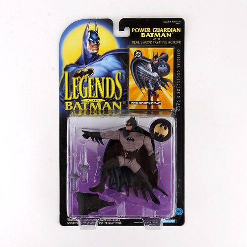 Power Guardian Batman - Classic 1994 Legends of Batman Action Figure - Kenner