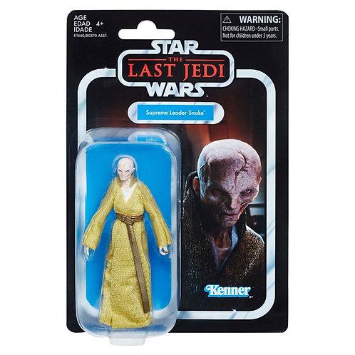 Supreme Leader Snoke - Modern 2018 Star Wars Vintage Collection - Hasbro
