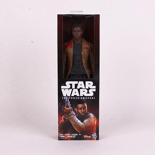 "Finn (Jakku) - Modern 2015 Star Wars The Force Awakens - 12"" Action Figure"