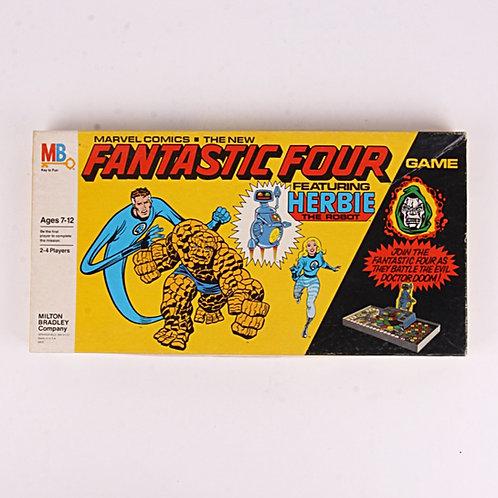 Fantastic Four - Vintage 1978 Board Game - Milton Bradley