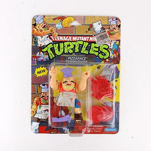 Pizzaface - 1990 Teenage Mutant Ninja Turtles Action Figure - Playmates