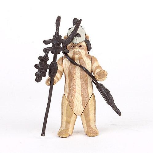 Logray - Vintage 1983 Star Wars Return of the Jedi - Action Figure (U)