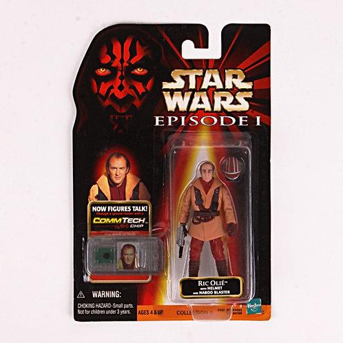 Ric Olie - Classic 1998 Star Wars The Phantom Menace - Action Figure