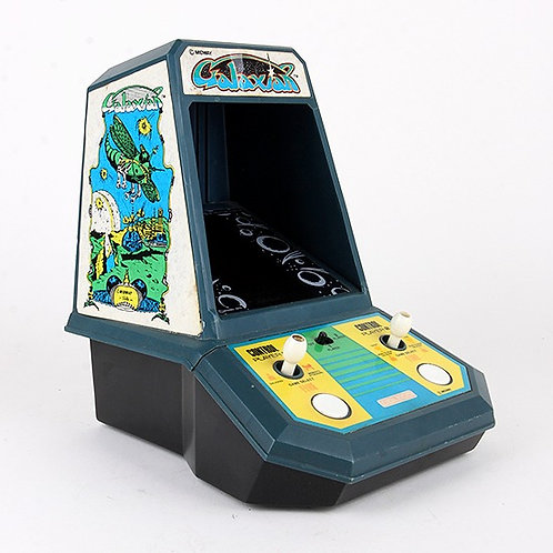 Galaxian - Vintage 1981 Electronic Tabletop Arcade Game - Coleco