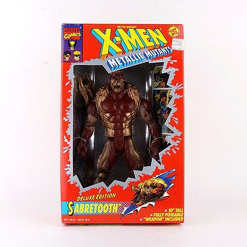 "Sabertooth - Classic 1994 Marvel The Uncanny X-Men 10"" Action Figure - Toy Biz"