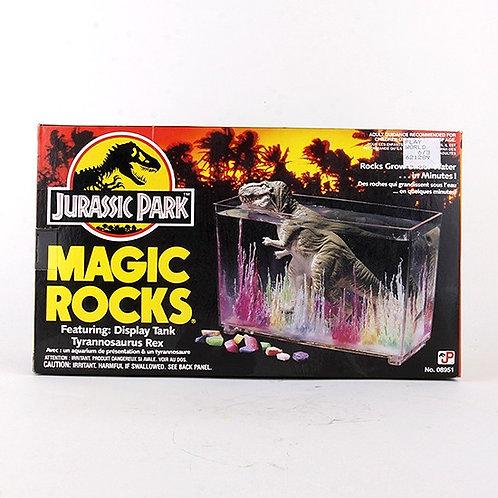 Tyrannosaurus Rex - Classic 1992 Jurassic Park Magic Rocks - Craft House Corp