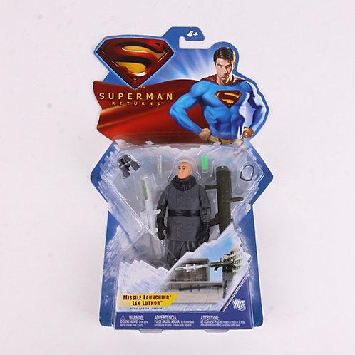 Lex Luthor - Modern 2006 Superman Returns - Action Figure - Mattel / DC